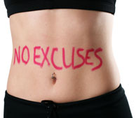 Ab Workouts For Women-No Excuses